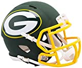 Green Bay Packers Riddell NFL AMP Mini - Casco de Motocross (tamaño Grande)