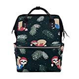 Bebé Cambio de pañales Bolsos cambiadores Mochi Diaper Bags Backpack Purse Mummy Backpack Fashion Mummy Maternity Nappy Bag Cool Cute Travel Backpack Laptop Backpack with Deer Daypack for Women Girls