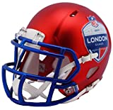 Riddell NFL London Games 2017 Speed Mini Casco