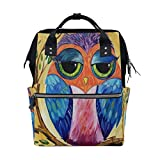 Bebé Cambio de pañales Bolsos cambiadores Mochi Diaper Bags Backpack Purse Mummy Backpack Fashion Mummy Maternity Nappy Bag Cool Cute Travel Backpack Laptop Backpack with Tasteful Christmas Pattern Da