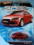Hot Wheels Speed Machines '09 Audi TTS RED 1:64 Scale by Hot Wheels