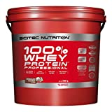 Scitec Nutrition Whey Protein Professional Proteína Chocolate, Coco - 5000 g