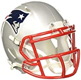 Riddell NFL New England Patriots Speed Mini Casco de fútbol